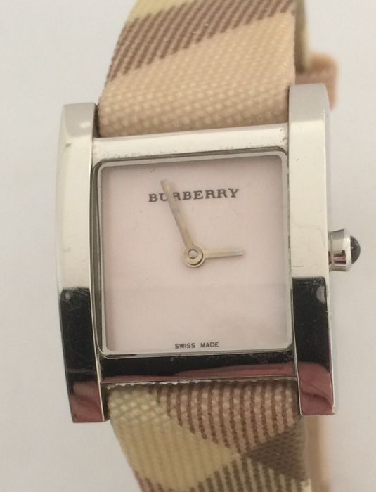 Burberry - Swiss Made - Heritage Collection - Femme - 2000-2010