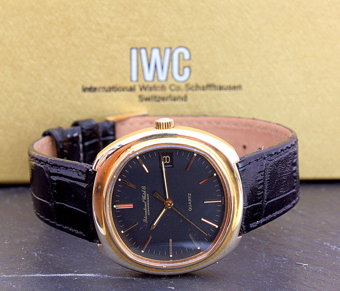 IWC - 3072 - Homme - 1980-1989