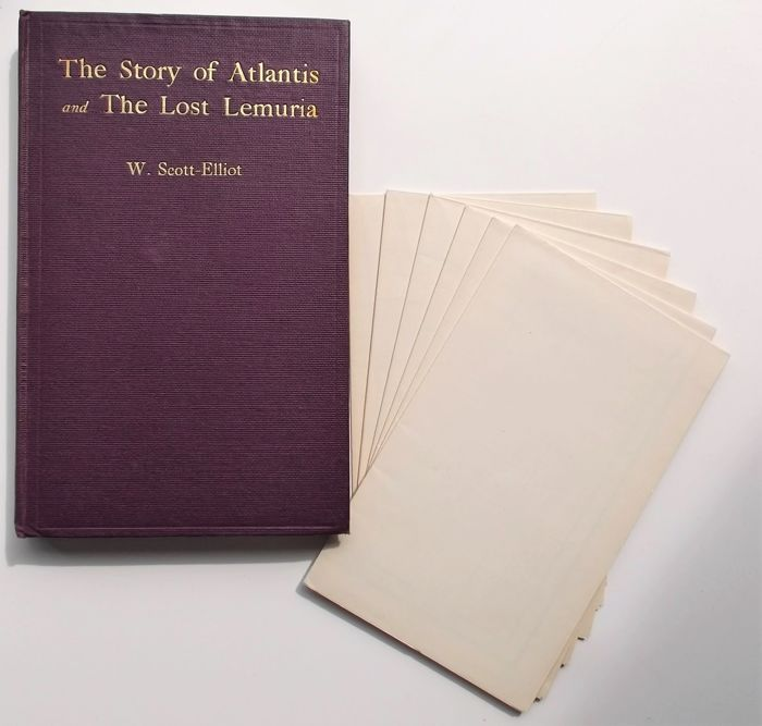 story of atlantis and the lost lemuria pdf