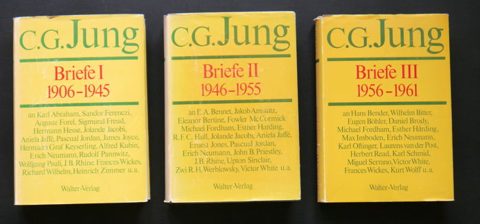 C.G. Jung - Briefe - 1972