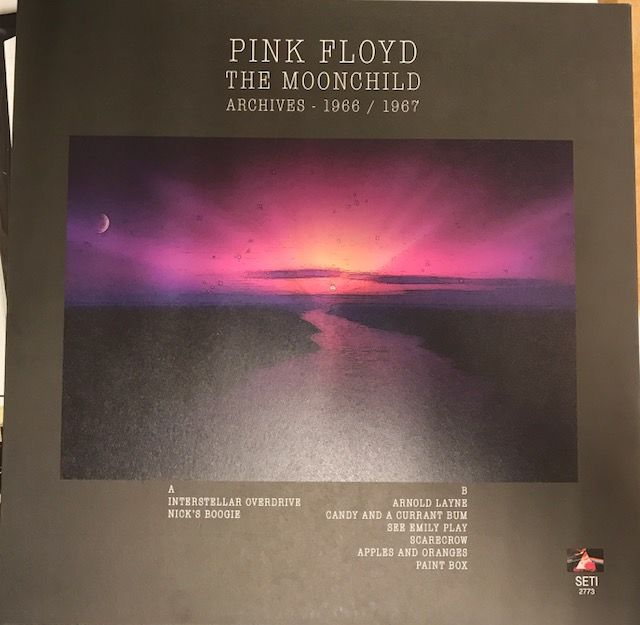 Pink Floyd || 4 LP's || Unofficial Releases - Catawiki
