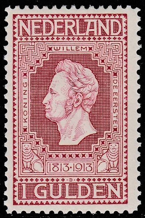 The Netherlands 1913 – Independence – NVPH 98
