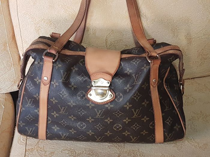 Louis Vuitton Monogram Stresa shoulder bag
