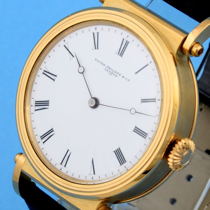 Patek Philippe - Chronometer Luxury Marriage Watch - 25814 - Homme - 1850-1900