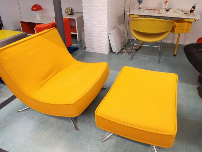 Christian Werner for Ligne Roset - love seat, model 'PoP'