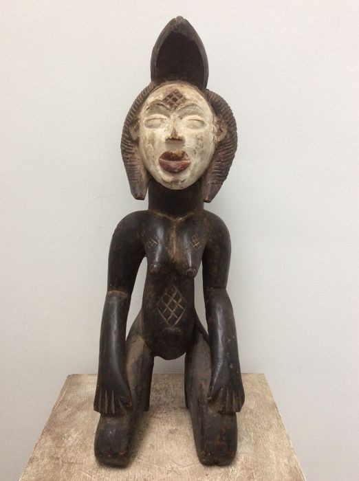 Female Figure-PUNU-Gabon.