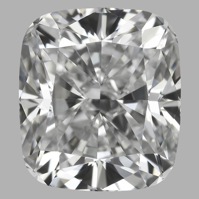 0.60ct Cushion IVVS2 with IGI Certificate #-2697