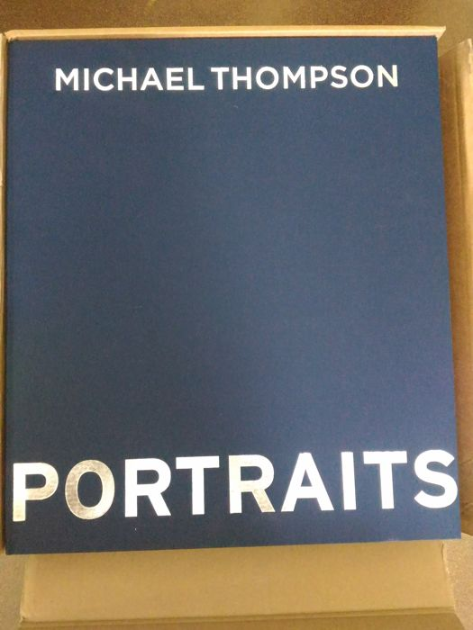 Michael Thompson - Portraits Collector's Edition - 2011
