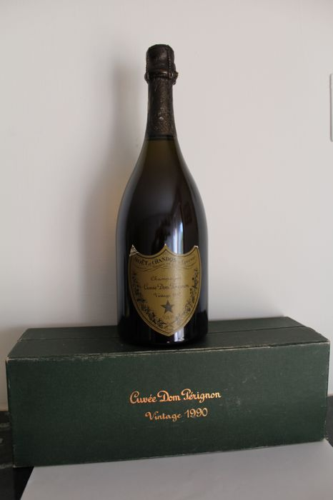 1990 Dom Perignon Vintage Brut - 1 bottle (75cl)
