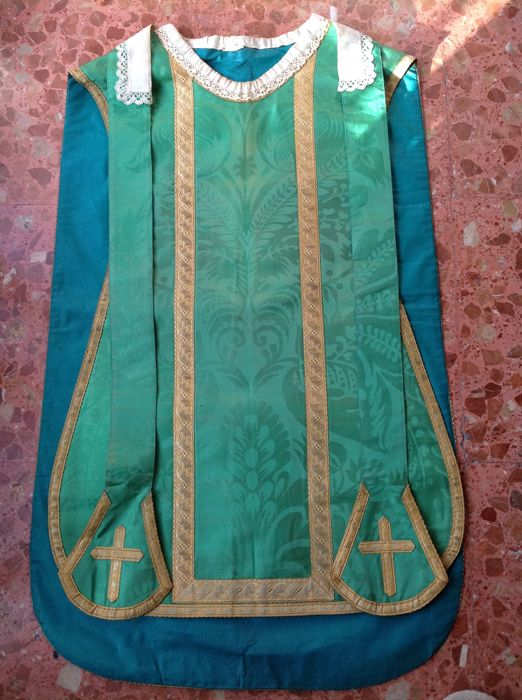 Dalmatian Chasuble Spain, approx 1940