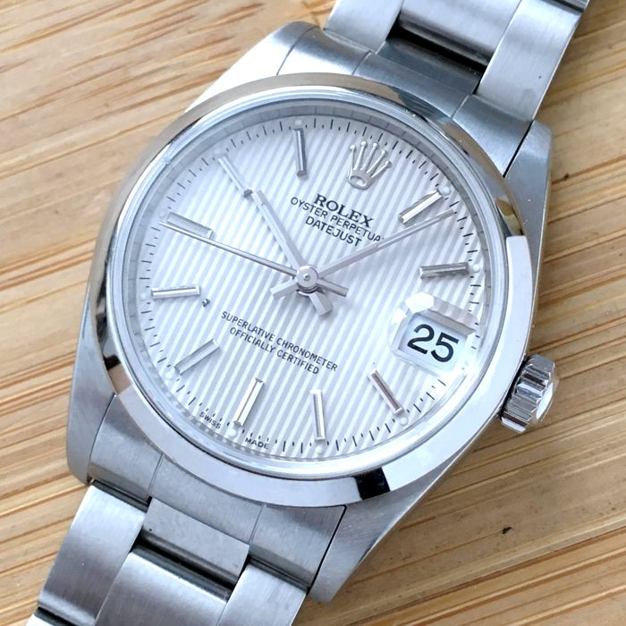 Rolex -  Oyster Perpetual Datejust - 78240 - Unisex - 2004