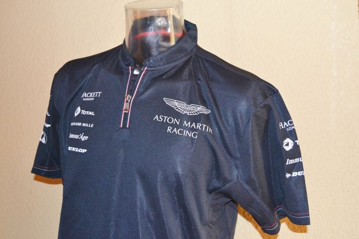 Aston Martin Racing 2016 Le Mans Team/Drivers Raceday Shirt
