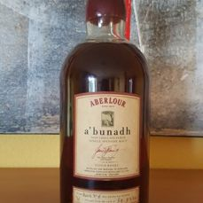 Aberlour A'Bunadh - Cask Strength Batch Nº6
