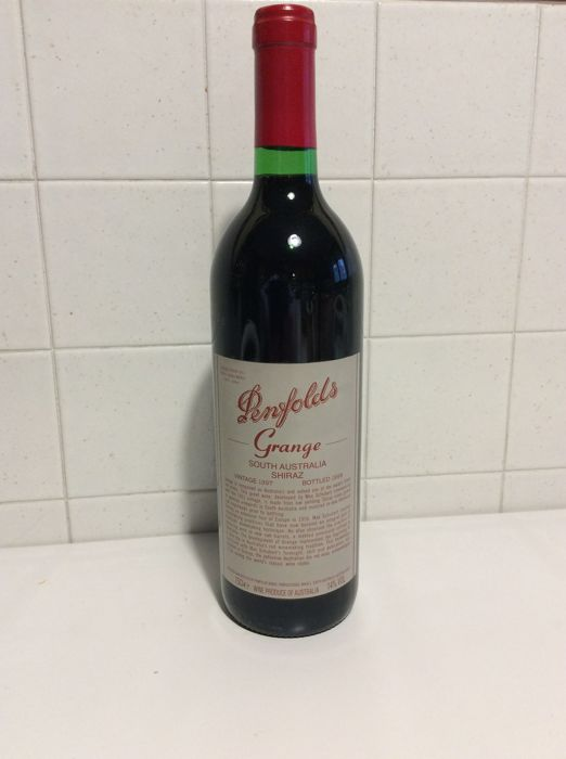 1997 Penfolds Grange Bin 95 - 1 bottle (75cl)