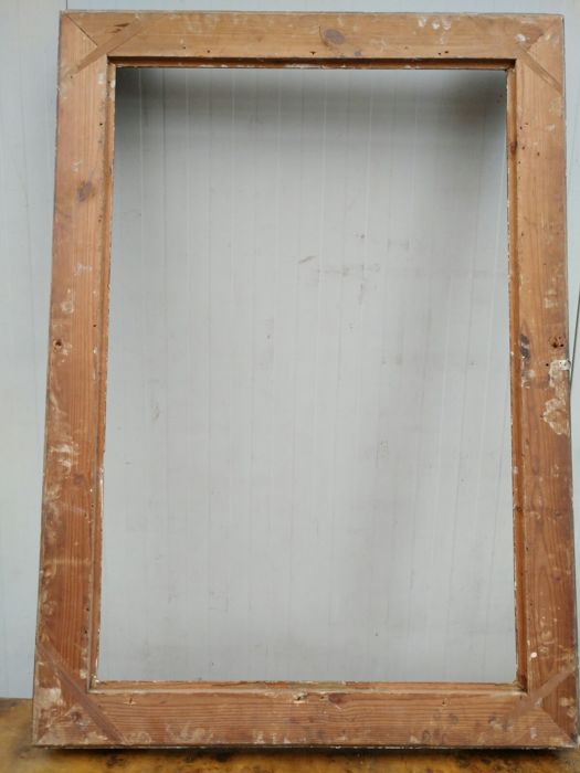Golden Picture Frame, Handmade - late 1800s - Catawiki