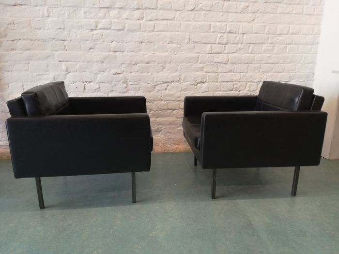 Producer unknown - midcentury modern armchairs