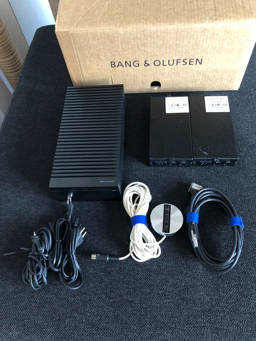 BANG & OLUFSEN Beolink Passive Active Converter Amplifier Remote Powerlink Masterlink IR