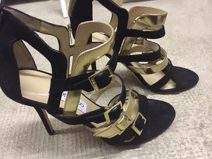 Jimmy Choo Heeled Sandals - Size 42