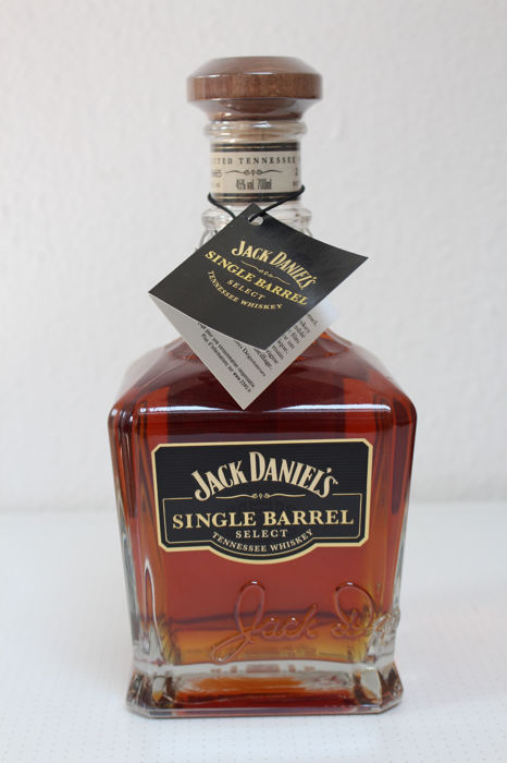 Jack Daniel's - Single Barrel Select - 2014 -  With Paper Tag