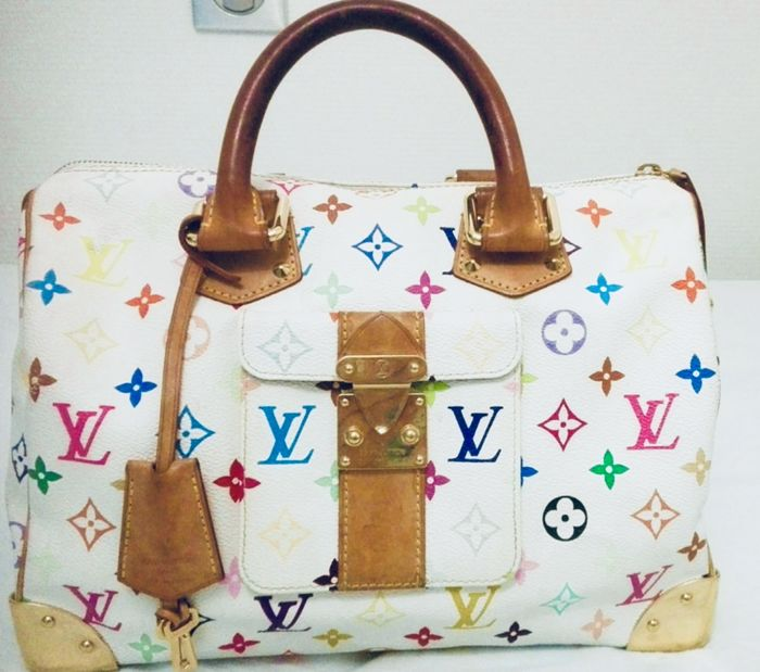 Louis Vuitton - Speedy 30 Limited Edition Collector Handbag