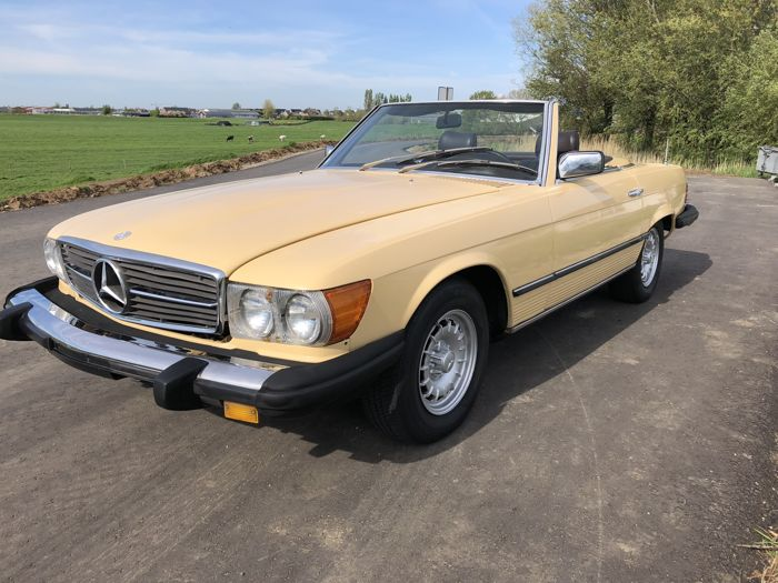 Mercedes-Benz - 380 SL R107 - 1983