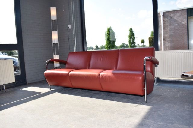 Gerard Vollenbrock for Leolux - Scylla three-seater sofa