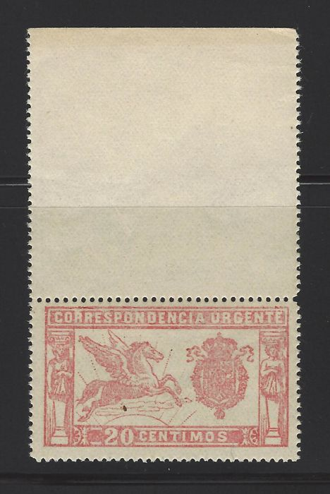 Spain 1905 - Pegasus - Edifil No. 256
