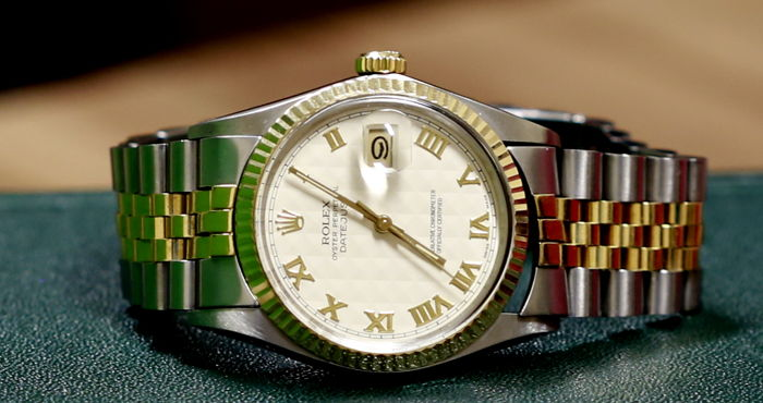 Rolex -  Oyster Perpetual Datejust 16013  - Men - 1970-1979
