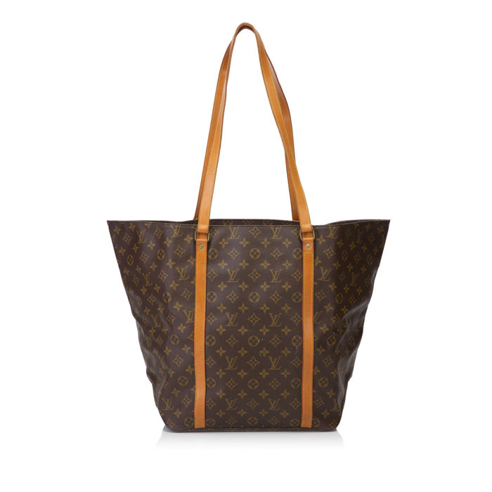 Louis Vuitton - Monogram Sac Shopping