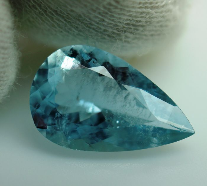 Aquamarine  – 4.49 ct.