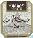 Sir William's Tea Williams White