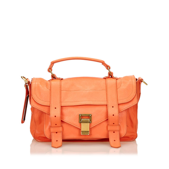 Proenza Schouler - Leather Tiny PS1