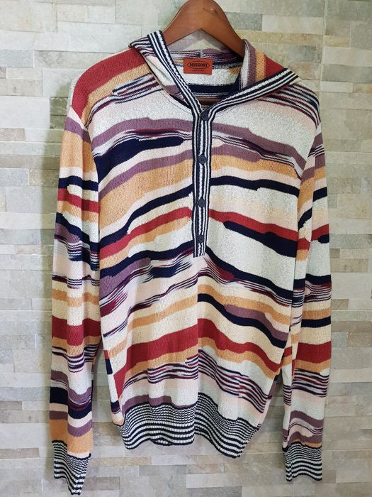 Missoni - Original vintage men's jumper from the 1990s