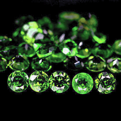 Chromediopside - 4.19 ct. - No Reserve Price