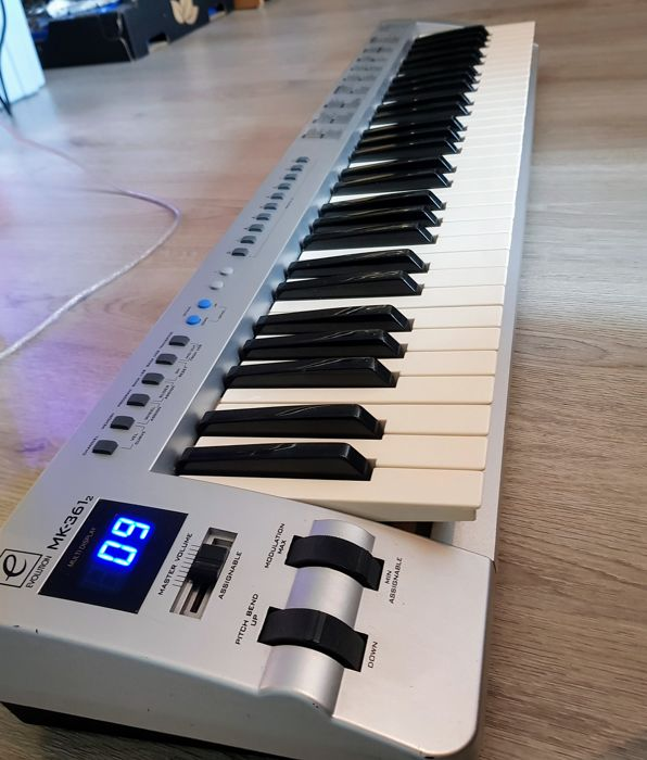 Evolution MK-361-2 Midi Keyboard - Catawiki