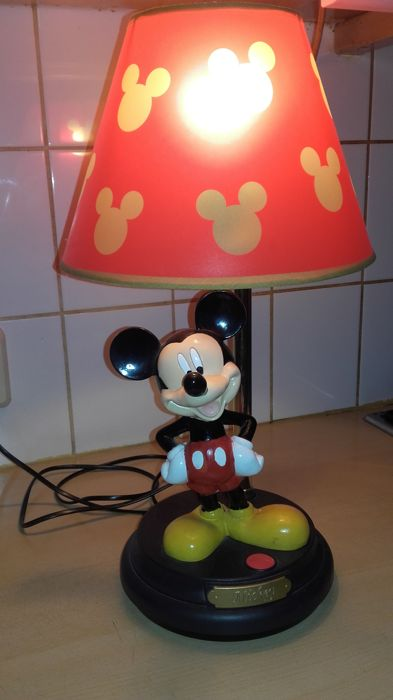 Disney - Lamp - Mickey Mouse (1990)
