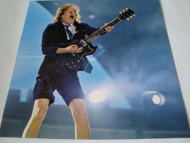 AC/DC: Lot of 3 Limited Edition Picture Discs: Live In Nashville II ...