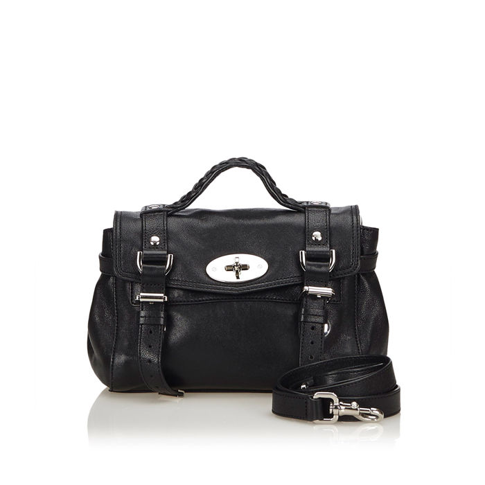Mulberry - Leather Alexa Satchel