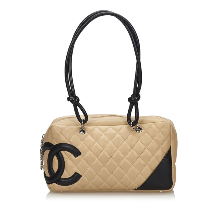 Chanel - Cambon Ligne Shoulder Bag