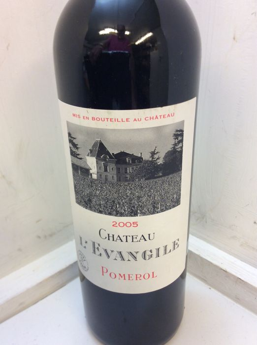 2005 Chateau L'Evangile, Pomerol - 1 bottle