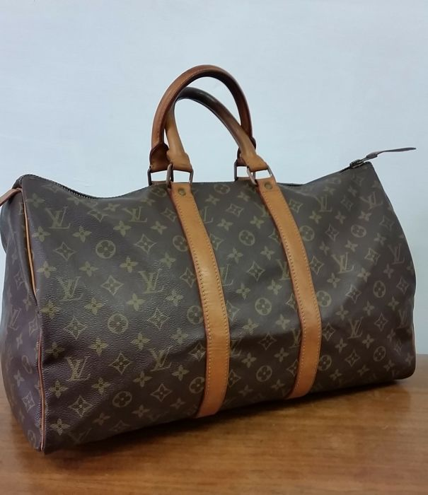Louis Vuitton - Boston 45 Travel bag
