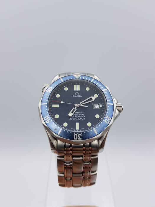 Omega - Seamaster 300m Automatico 41 mm - 168.1623 - Men - 2000-2010