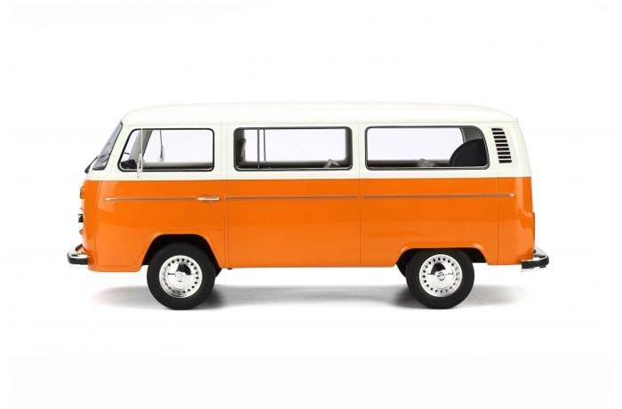 Otto Mobile - 1:12 - Volkswagen Combi T2 - lot of miniatures 1/12 vw t2 ottombile