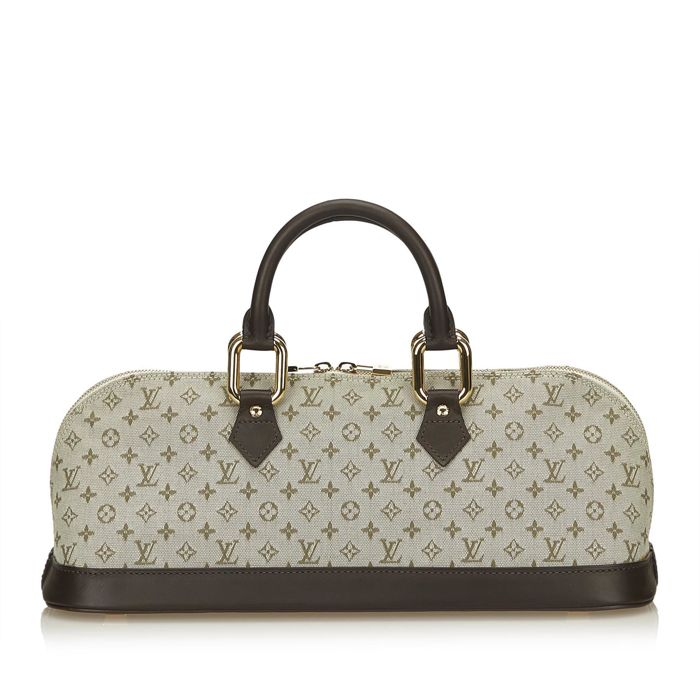Louis Vuitton - Monogram Mini Lin Alma Long