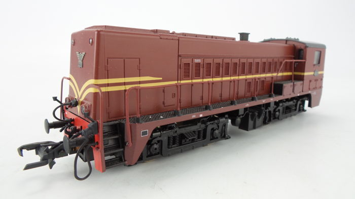 Roco H0 - 63926 - Diesel locomotive - Serie 2200-2300  - NS