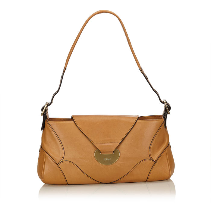 Chloe - Leather Shoulder Bag