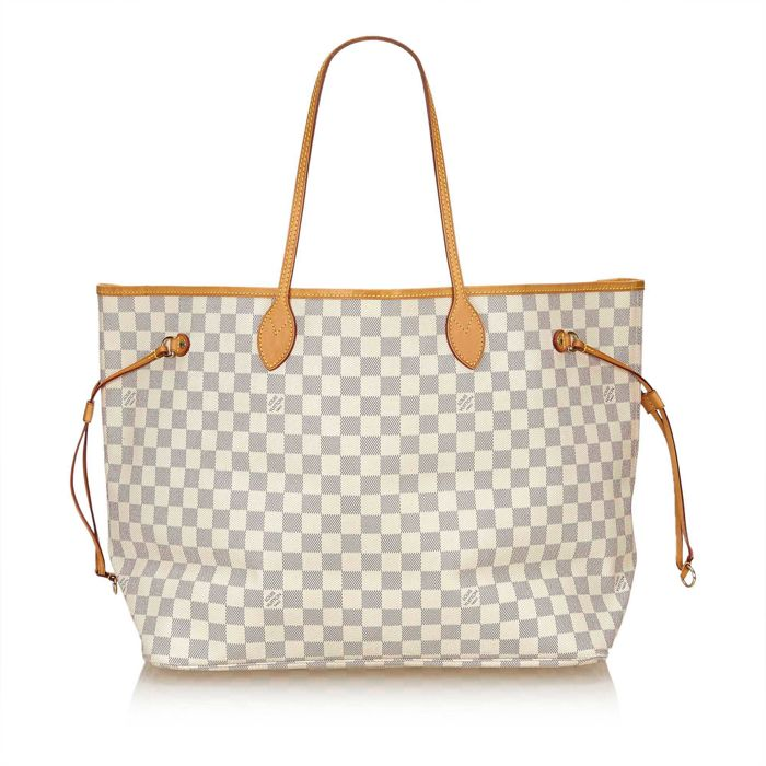 Louis Vuitton - Damier Azur Neverfull GM