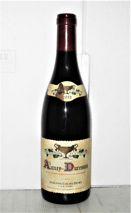 2012 Auxey-Duresses (Red), Domaine Coche-Dury - 1 bottle (75cl)