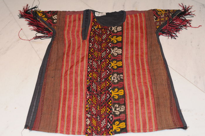 Baby Dress, Turkmenistan, around 1940