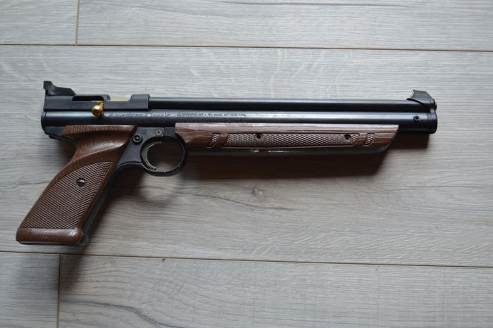 Crossman airgun